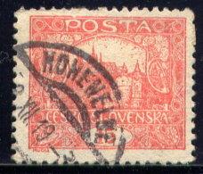 CZECHOSLOVAKIA, NO. 44a, PERF. 11 1/2 X 10 3/4 - Tchécoslovaquie