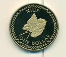 1 DOLLAR 2010 - Niue