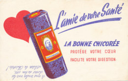 BU 1603 -/  BUVARD    CHICOREE  LESTARQUIT - Café & Thé
