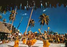 1 AK Insel Tahiti * French Polynesia * Französisch-Polynesien - Dances At The Maeva Beach Hotel - IRIS Karte 67 * - Französisch-Polynesien