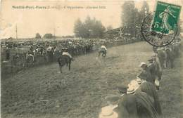 37* NEUILLE ST PIERRE Hippodrome – Course 1912                      MA85-0480 - France