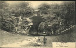 Ixelles :  Bois De La Cambre : Le Ravin Et Le Pont Du Diable - Elsene - Ixelles