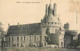 CPA 58 Nièvre Le Chateau Des Bordes Urzy - France