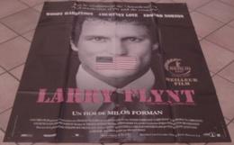 AFFICHE CINEMA ORIGINALE FILM LARRY FLINT PLAYBOY Milos FORMAN Woody HARRELSON Courtney LOVE 1996 - Manifesti & Poster