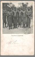 CPA Congo - Travailleurs à Léopoldville - Kinshasa - Léopoldville
