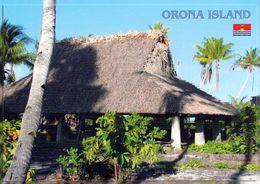 1 AK Kiribati * Orona Island (früher Hull Island) - Zweitgrößte Atoll Der Kiribatischen Phoenixinseln * - Kiribati