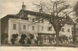 38* SIMANDRES   Château Des Pachottes                       MA85-0607 - France