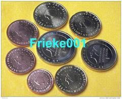 Nederland - Pays-Bas - 1 Cent Tot 2 Euro Unc 2005. - Pays-Bas