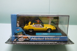Altaya / Ixo - VAILLANTE MISTRAL GT Jaune Michel Vaillant Neuf NBO 1/43 - Ixo