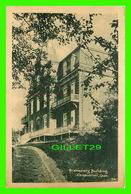 CHICOUTIMI, QUÉBEC - BISHOPERY BUILDING - PHOTOGELATINE ENGRAVING CO LTD - - Chicoutimi