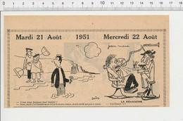 2 Scans Humour 1951 Métier Dentiste Odontologie Peau De Lapin Clapier Frère Jacques ?? Rendez-vous Amoureux 223AC - Sin Clasificación