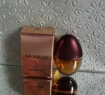 """Miniature De Parfum """"NEONATURA""""  D' YVES ROCHER """"  Eau De Parfum 5 Ml Avec Sa Boîte - Miniatures Modernes (à Partir De 1961)"""