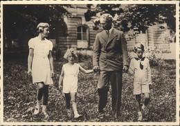 La Famille Royale ( Léopold III Et Enfants) - Belgique