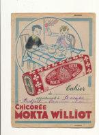 PR 152 -/   PROTEGE CAHIER  CHICOREE  MOGTA- WILLIOT - Alimentaire