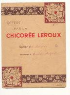 PR 159 -/   PROTEGE CAHIER  CHICOREE    LEROUX - Food