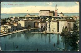 Pirano, Piran, Porto Esterno, Um 1910, Adria - Slowenien