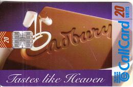 "IRELAND - Cadbury""s, Chip SC7, Used - Ireland"
