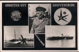 Zeebrugge - Expo 1958  HEYSEL - Belgique