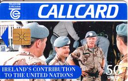 IRELAND - United Nations, Chip GEM1.3, Tirage %50000, 10/95, Used - Ireland