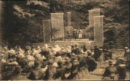 Expo 1958  HEYSEL>>>> Théatre De La Verdure - Feesten En Evenementen