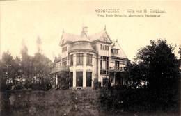 Moortzeele - Villa Van M Thibbaut (Uitg. Emile Delmulle) - Oosterzele