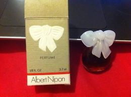 ALBERT NIPON  PARFUME - Vintage Miniatures (until 1960)
