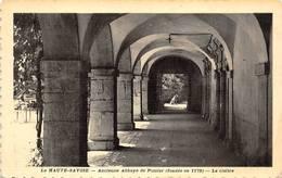 Beaumont Abbaye De Pomier Canton Saint Julien En Genevois - France