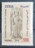 SYRIA NEW 2018 MNH Stamp - International Day Of Tourism - Archaeology - Syrië