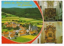 3643  MARIA LAACH AM JAUERLING - Österreich