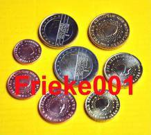 Nederland - Pays-Bas - 1 Cent Tot 2 Euro Unc 2012. - Pays-Bas