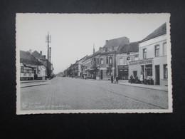 CP BELGIQUE (V1619) JOLI-BOIS Waterloo (2 Vues) La Chaussée Vers Mont-Saint-Jean Edit. Vve Plisnier - Waterloo