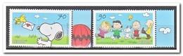 Duitsland 2018, Postfris MNH, MI 3369-70, Peanuts - Ongebruikt