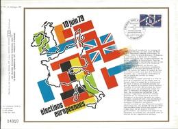 élections Européennes=== === Strasbourg 19 Mai 1979 - 1970-1979