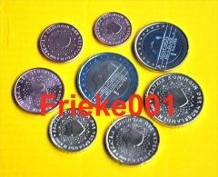Nederland - Pays-Bas - 1 Cent Tot 2 Euro Unc 2013. - Pays-Bas