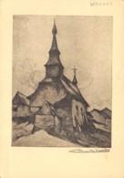 Wicourt (Rachamps) - Chapelle St-Hubert - Bastogne
