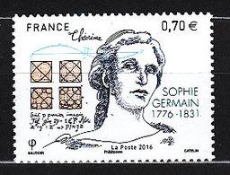 Año 2016 Nº5036 Spphie Germain - France
