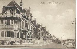 Etaples - Le Boulevard Billiet - Etaples
