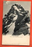 VAT-14 Monte Rosa Dufourspitze . Point Trigonométrique, Géodésie.Précurseur, Non Circ.  Wehrli 941 - VS Valais