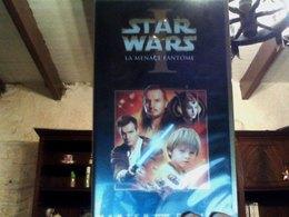 Star Wars La Menace Fantome Vhs - Sciences-Fictions Et Fantaisie