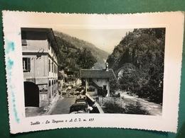Cartolina Iselle - La Dogana - A.C.I. - M.675 - 1952 - Verbania
