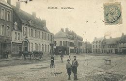 Etaples - Grand' Place - Etaples