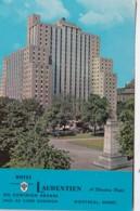 Canada Montreal Hotel Laurentien - Montreal