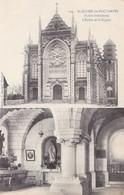 SAINT-JULIEN DE VOUVANTES - L'Eglise Et La Crypte - Saint Julien De Vouvantes