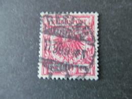 DR Nr. 47da, 1889, Gestempelt, BPP Geprüft BS - Deutschland