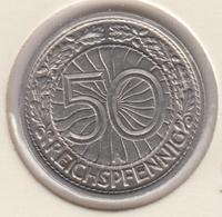 @Y@    Duitsland   50  Pfennig  1927  A  (D31) - 50 Pfennig