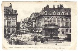 75 Série Paris événements De La Commune ( 1871) N° 242 Débris De La Colonne Vendôme - Francia