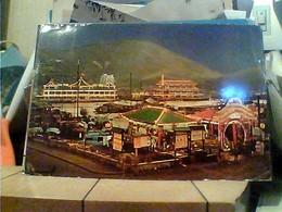 CINA CHINA HONG  KONG Floating Restaurantsin ABERDEEN Fresh Sea Food By NIGHT VB1975 HA7738 - Cina (Hong Kong)