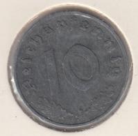 @Y@    Duitsland   10  Pfennig  1940  J  (D28) - 10 Pfennig