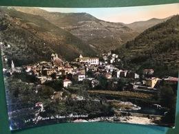 Cartolina Pieve Di Teco - Panorama - 1958 - Imperia