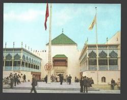 Exposition Universelle / Wereldtentoonstelling Expo 58 - Petit Format 9,9 X 7,4 Cm - Marokko / Maroque - Wereldtentoonstellingen